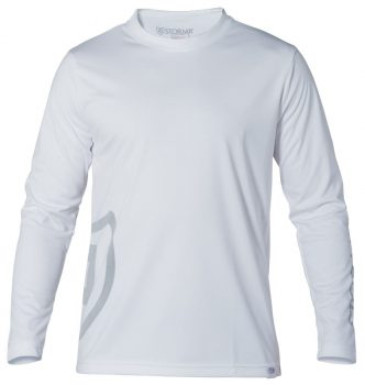<strong>SALE!</strong> MEN&#8217;SUV SHIELD LONG SLEEVE White