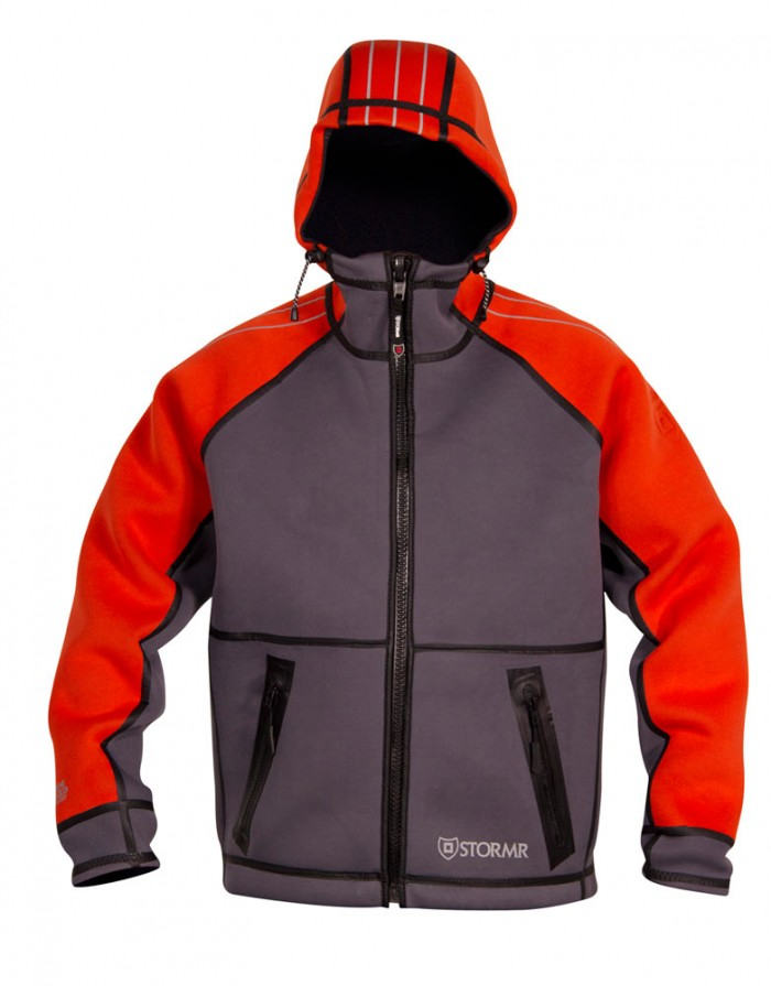 <strong>SALE!</strong> TYPHOON™ JACKET Safety Orange